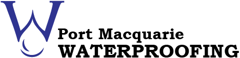 Port Macquarie Waterproofing Logo