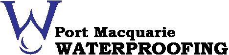Port Macquarie Waterproofing Logo