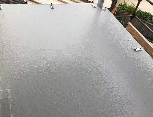 Waterproofing Deck