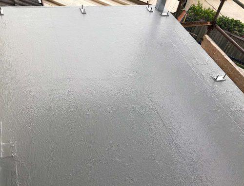 Waterproofing Deck