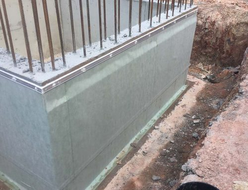Waterproofing Lift Pit