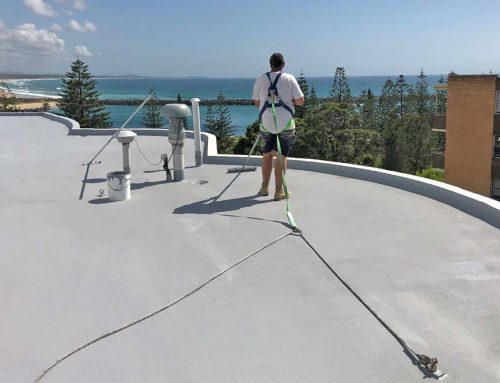 Waterproofing Rooftop Deck